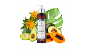 Flora & Curl African Citrus Bloom Superfruit Hair Oil 200ml