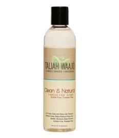 Taliah Waajid Curls Waves And Naturals Clean & Natural Herbal Hair Wash 237 Ml