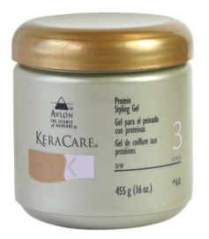 KeraCare Protein Styling Gel 454g