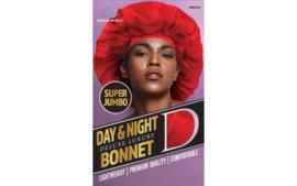 Dream World Day & Night Delux Luxury Bonnet Super Jumbo - Assorted Colors