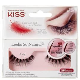 Kiss Looks So Natural Lashes Pretty 61654