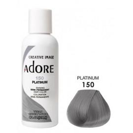 Adore Semi Permanent Hair Color 150  Platinum 118 ml