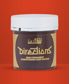 Directions Hair Color Flame