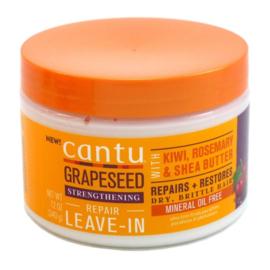 Cantu Grapeseed Leave-In Conditioner Repair Cream 340 gr
