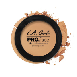LA Girl HD Pro Face Pressed Powder GPP609 Medium Beige