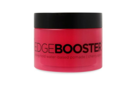 Style Factor Edge Booster Strong Hold Water Based Pomade Cherry 3.38oz