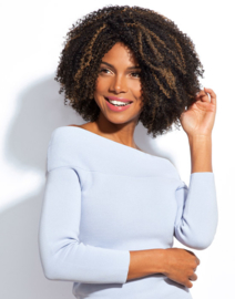 The Feme Collection Feme Wig Contoured Curls