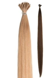 I-Tip Microring Extensions  100% REMY - 55 CM