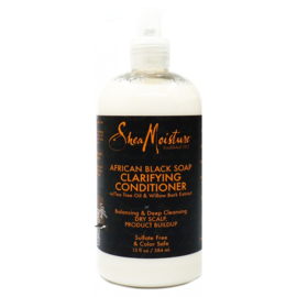 Shea Moisture African Black Soap Clarifying Conditioner 13oz