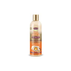 African Pride Shea Miracle Detangling Shampoo 12 oz
