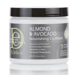 Design Essentials Almond & Avocado Nourishing Co-Wash 454 Gr