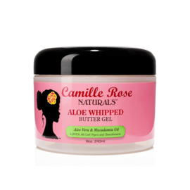 Camille Rose Naturals Aloe Whipped Butter Gel 8 oz