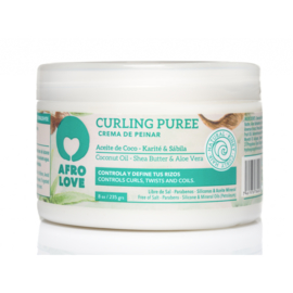 Afro Love Curling Puree 16oz