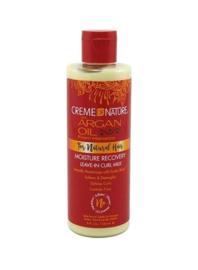 Creme Of Nature Argan Oil Argan Leave-In Curl Milk 236 Ml
