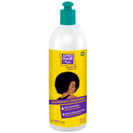 Novex AfroHair Leave-in curls activator 500 ml
