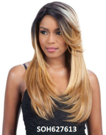 FreeTress Equal Synthetic Hair Premium Delux Wig - SUGAR