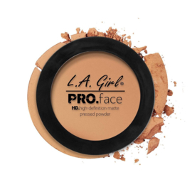 LA Girl HD Pro Face Pressed Powder GPP607 Warm Honey