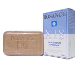 Rosance X18 Skin Lightening Beauty Soap 200 g