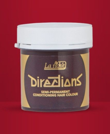 Directions Hair Color Vermillion Red