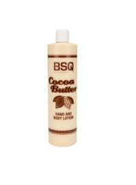 BSQ Cocoa Butter Hand and Body Lotion 500ml.