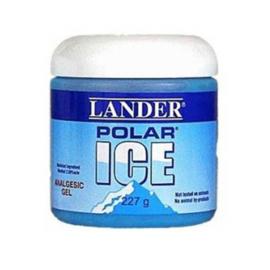 Lander Polar Ice Analgesic Gel 8oz