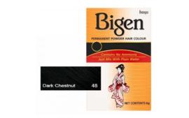 Bigen Hair Color Dark Chestnut no. 48