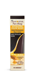 Creme Of Nature Pure Honey Color Boost- Dark Chocolate Brown 89ml