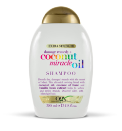 OGX Shampoo Coconut Miracle Oil Extra Strength 385ml
