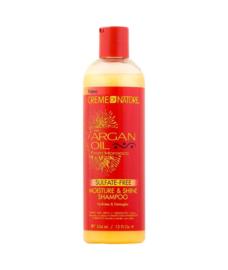Creme of Nature Argan Oil Moisture & Shine Shampoo 12 oz