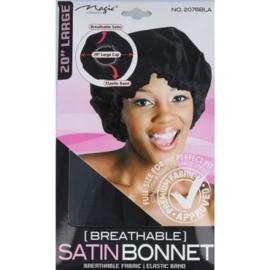 Magic Collection – Breathable Satin Bonnet 20″ (L) Assorted Colors