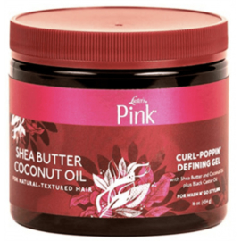 Pink® Shea Butter Coconut Oil Curl-Poppin' Defining Gel 454g