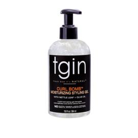 TGIN Curl Bomb Moisturizing Styling Gel 384ml