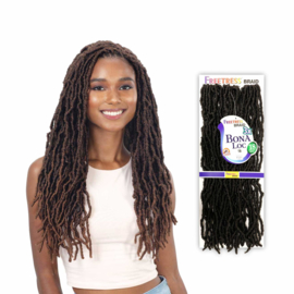 "Freetress braid Crochet 3X BONA LOC 18""inch"