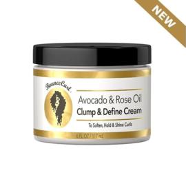 Bounce Curl Avocado & Rose Oil Clump and Define Cream 117 ML
