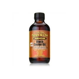 Jamaican Mango & Lime Black Castor Oil Original 118ml