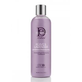 Design Essentials Agave & Lavender Moisturizing & Detangling Conditioner 12oz