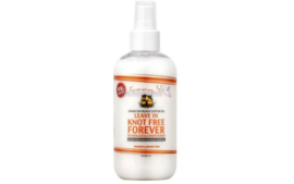 Sunny Isle Jamaican Black Castor Oil Knot Free Forever Leave  in conditioner 237ml