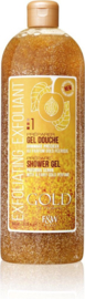 Exfoliating Exfoliant Gold Shower Gel - 940ml