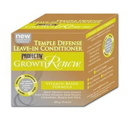 Profectiv GROWTH RENEW Temple Defense Leave-In Conditioner 15 0z