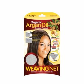 MAGIC Organic Argan Oil Weaving Net Black