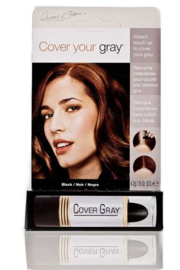 Cover Your Gray Stick # Black
