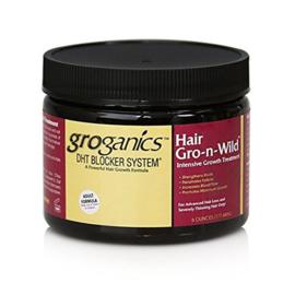 Groganics Hair Gro-N-Wild Conditioning Creme (6 oz.)