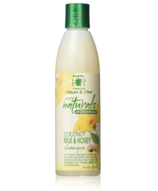 Jamaican Mango & Lime Pure Naturals With Smooth Moisture Coconut Milk & Honey Sulfate-Free Shampoo 237 ml