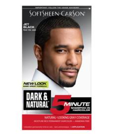 Dark & Natural Hair Color Jet Black