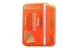 Makari Extreme Argan & Carrot Oil Exfoliating Soap 200 gr