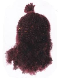 Mermaid Afro Kinky Braid 24'