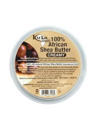 Kuza 100% African Shea Butter Creamy 227gr