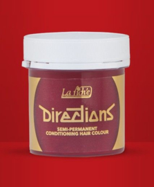 Directions Hair Color Pillarbox Red