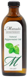 Mamado Natural Peppermint Oil 150ml.