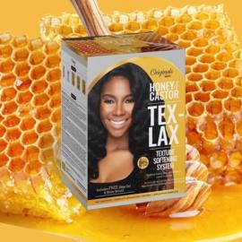 Africa's Best Honey & Castor Tex-Lax Texture Softening Sytem